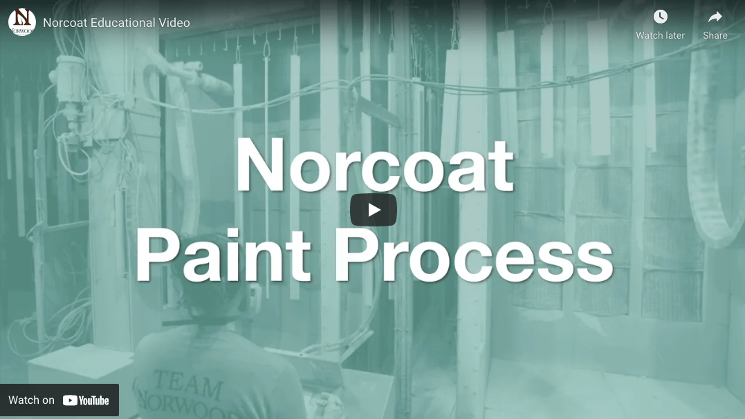 New Norcoat Educational Video